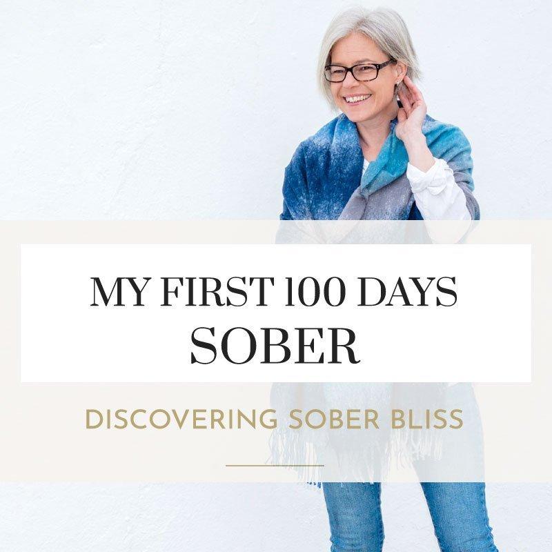 100 days sober