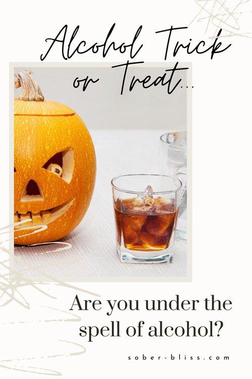 alcohol free halloween