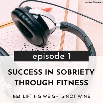 lifting weights not wine podcast