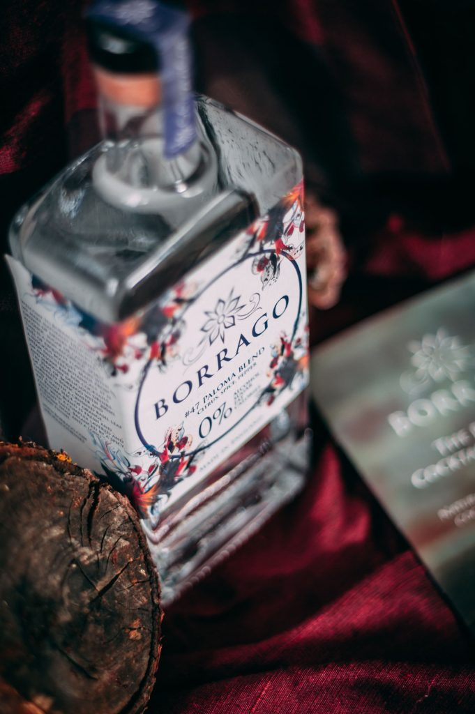 botanical non alcoholic spirit