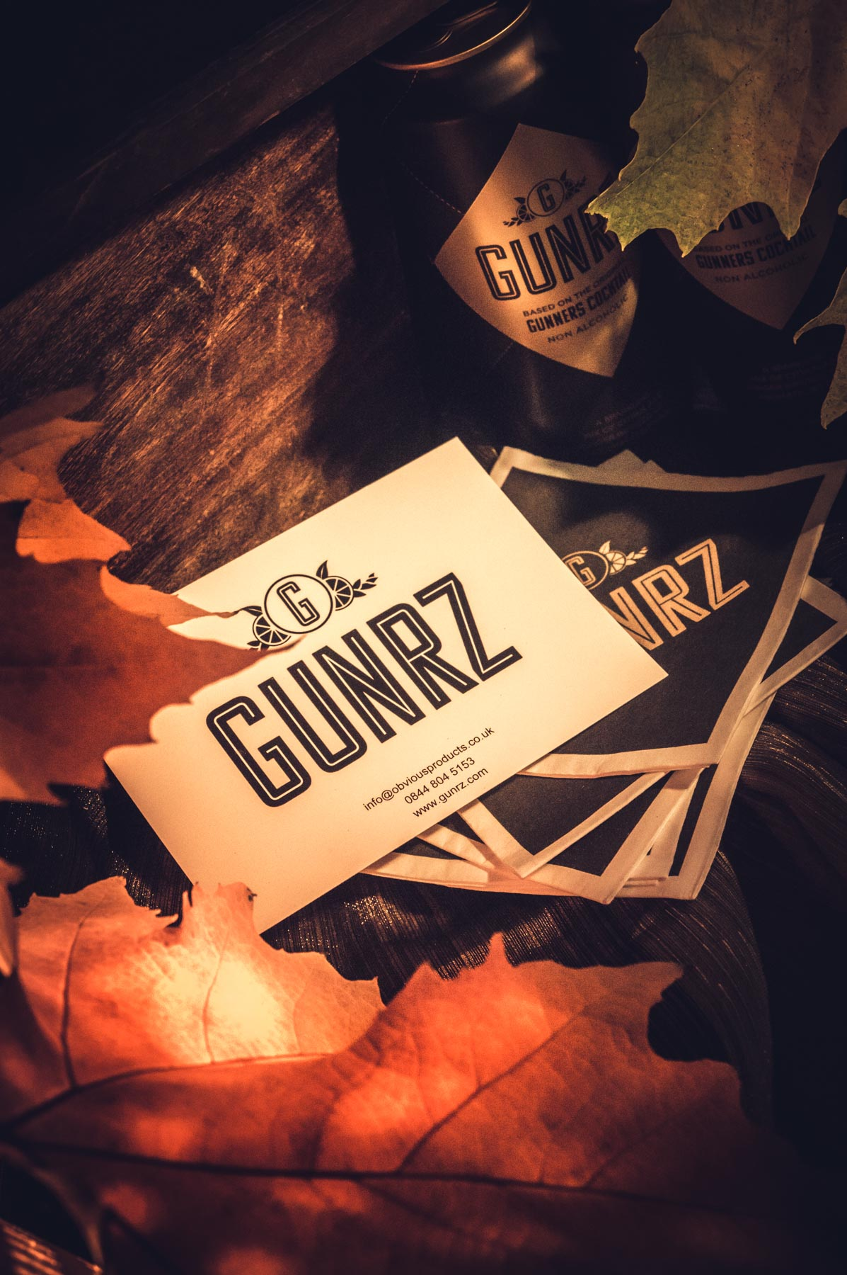 gunrz cocktail