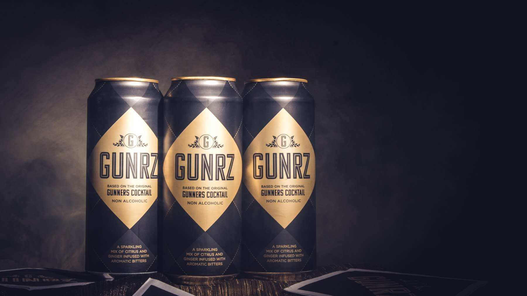 gunrz cocktail review