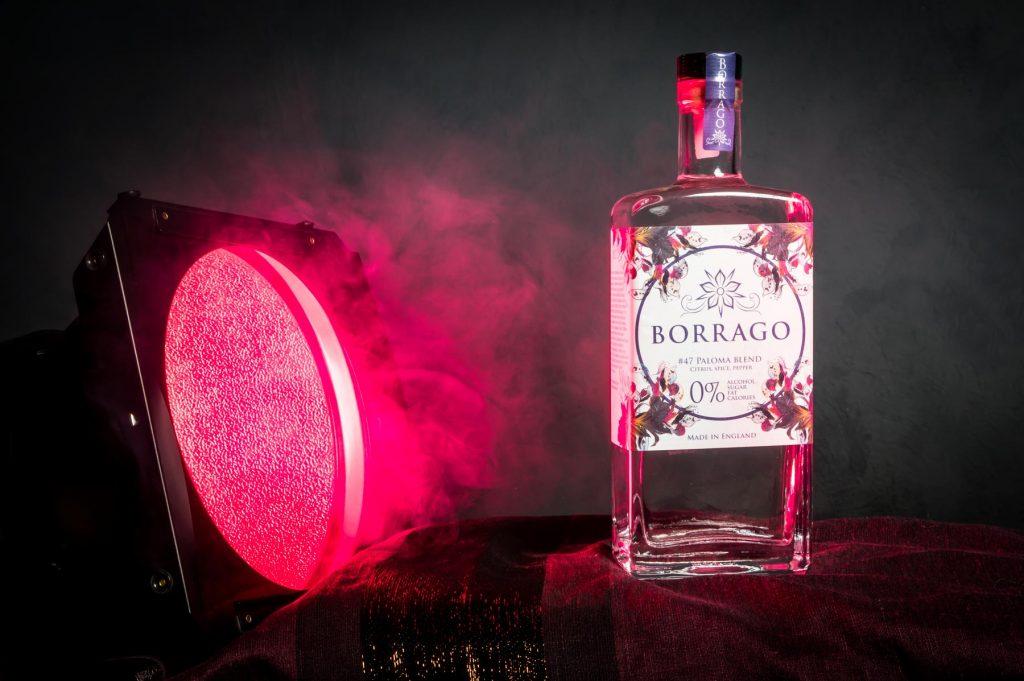 photographing borrago