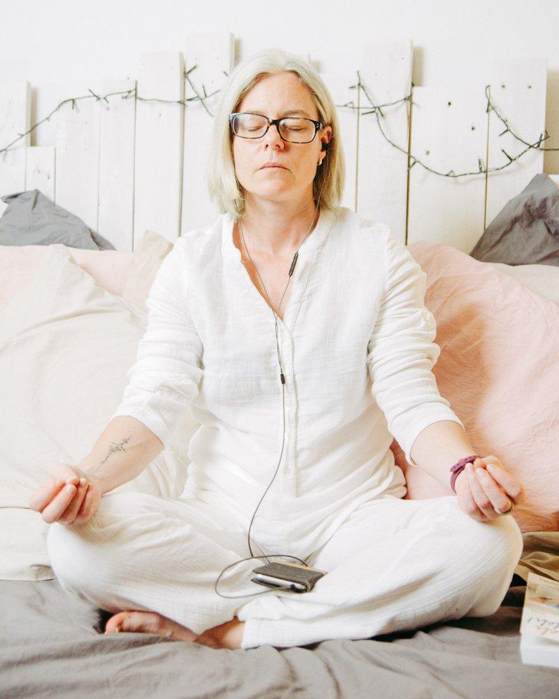meditation in sobriety help