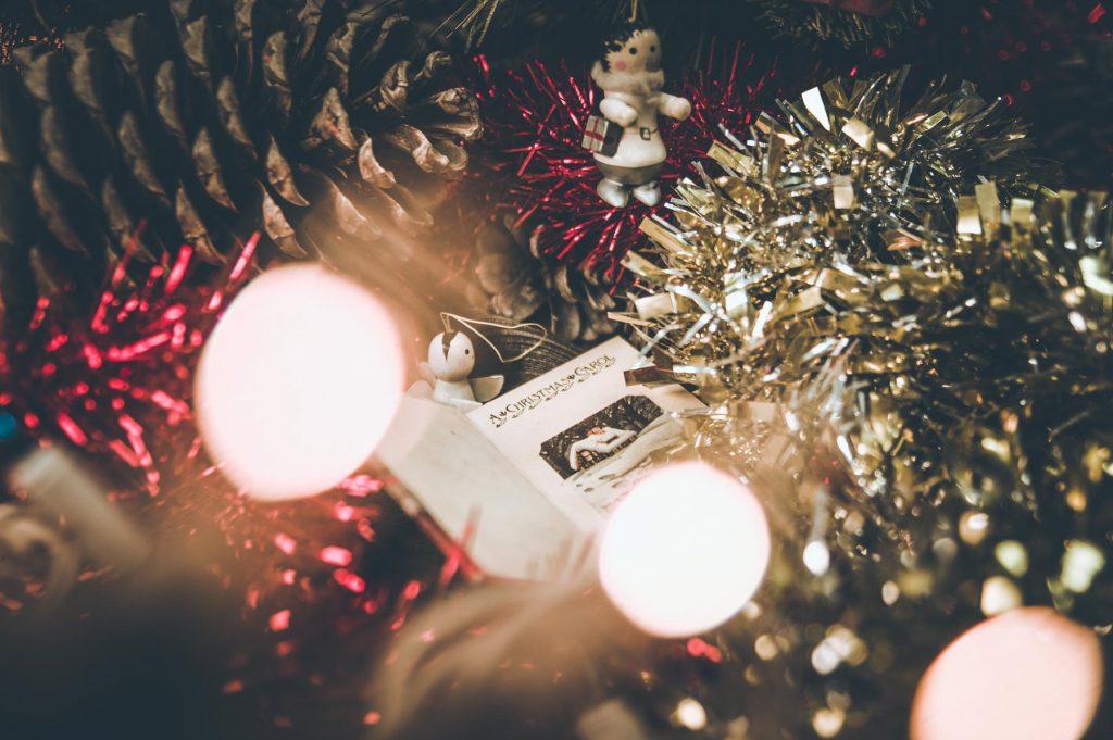christmas sober