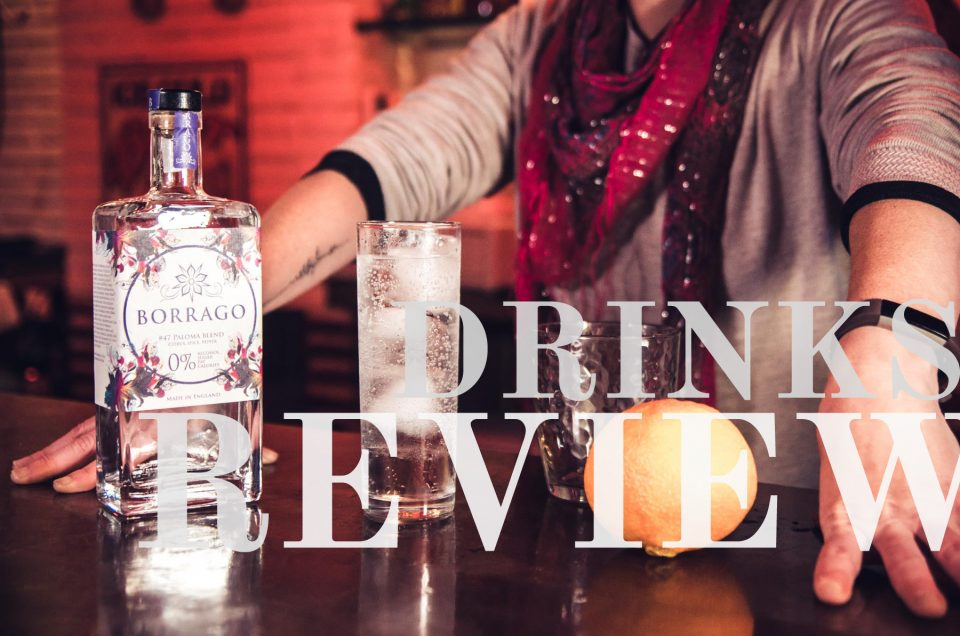 Borrago Alcohol Free Spirit – Have You Tried It Yet?