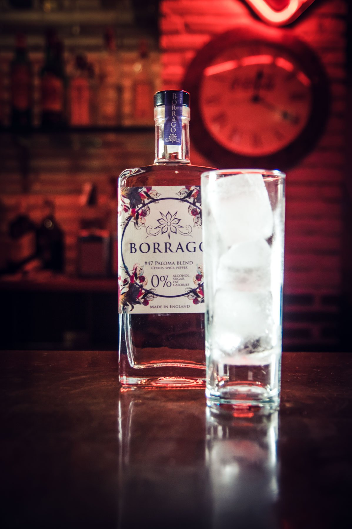 borrago spirit
