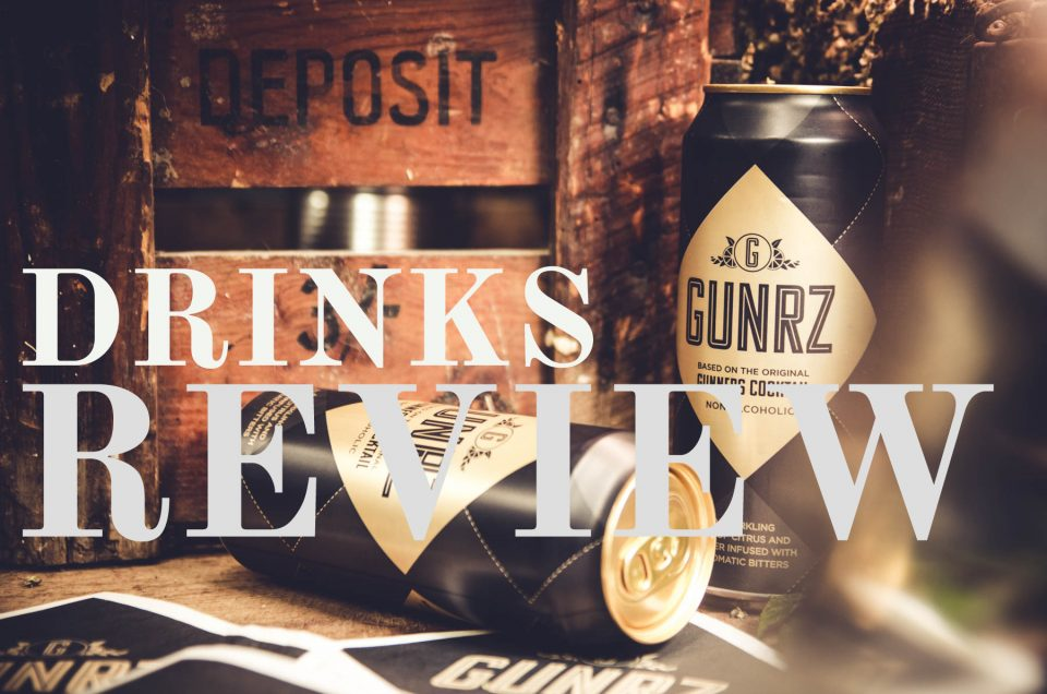 GUNRZ Cocktail – An Exciting Twist on a Classic Drink