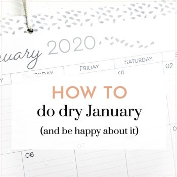 how to do dry january best tips