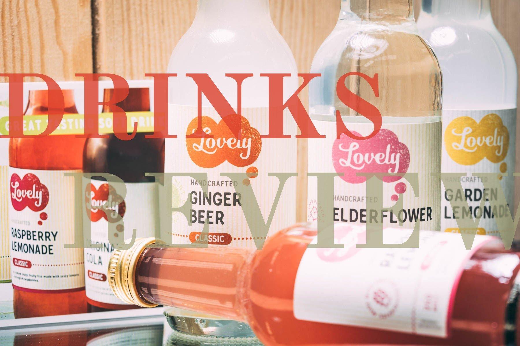 lovely drinks sober bliss
