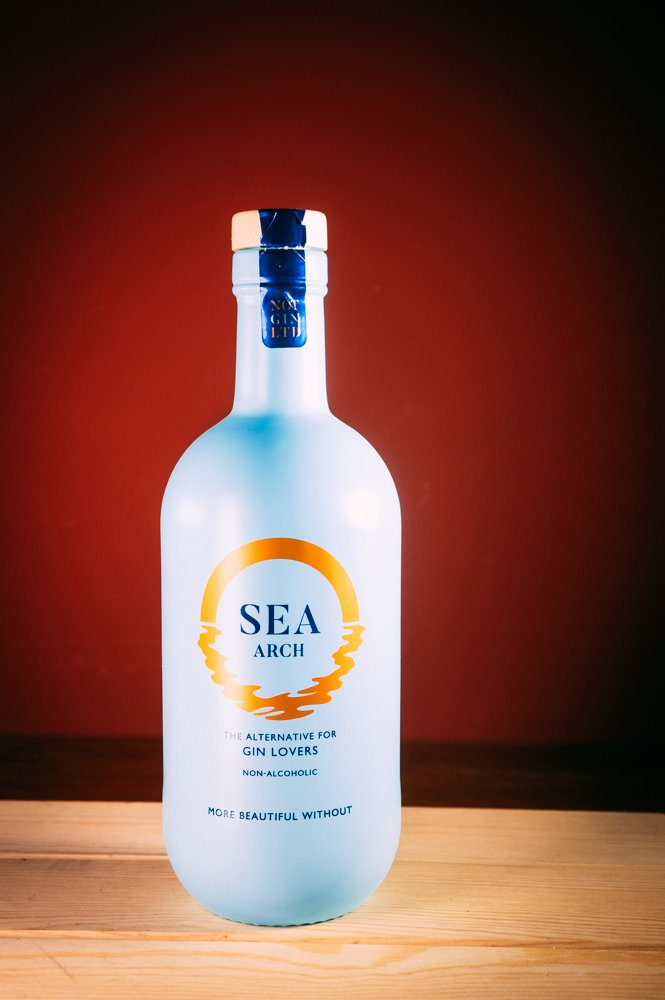 sea arch alcohol free gin