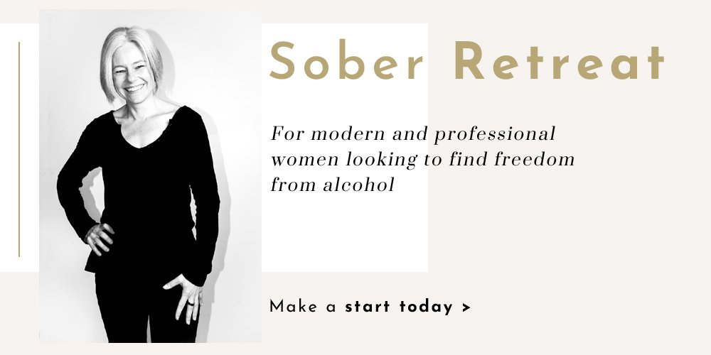 sober retreat for modern and professional women