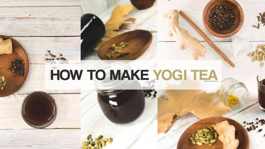 traditional yogi tea recipe
