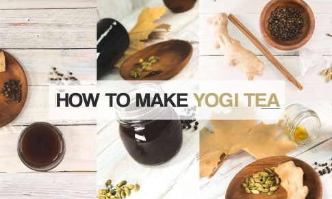 Traditional Yogi Tea Recipe – Teas for Healthy Living