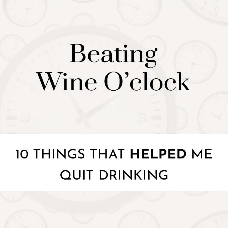 beating wine o'clock