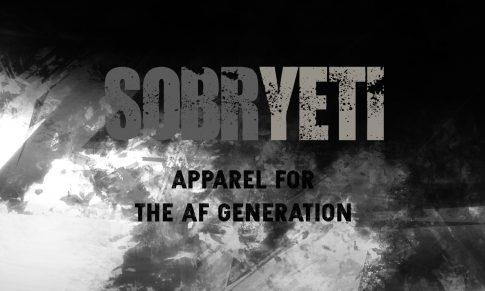 Sober Life Clothing – Q&A with SOBRYETI