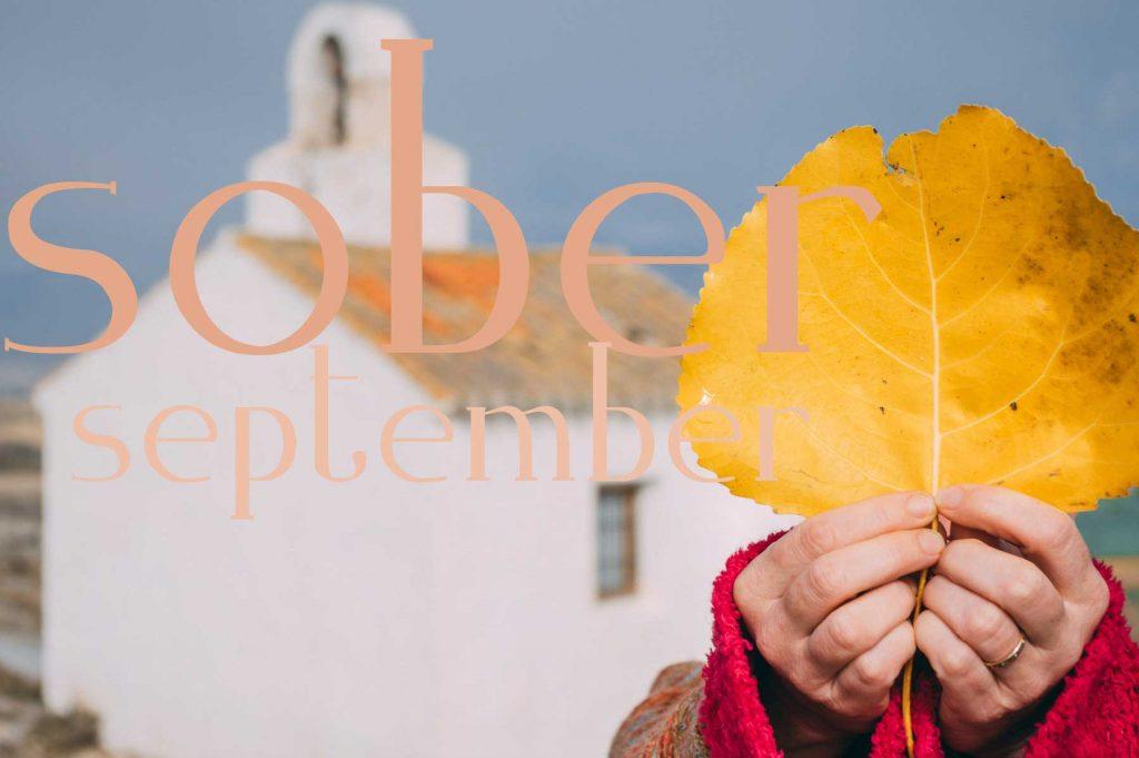 sober september
