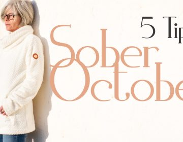 5 Ways to Enjoy Sober October