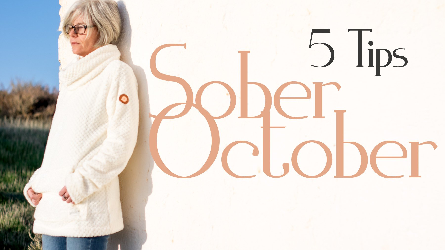 sober october tips
