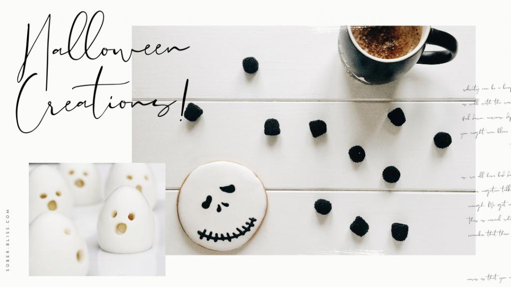 how to do halloween sober
