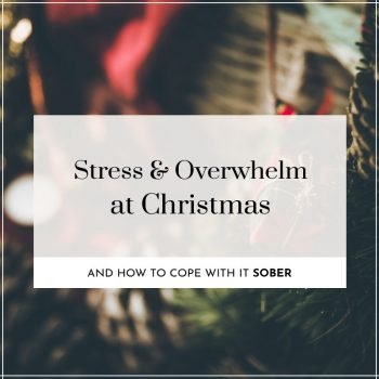 How to Manage Stress and Overwhelm at Christmas