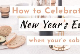 How to Celebrate New Year's Eve When You're Sober