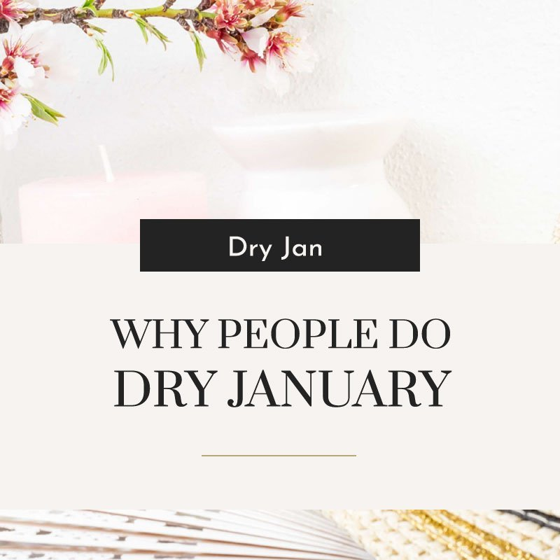why people do dry january