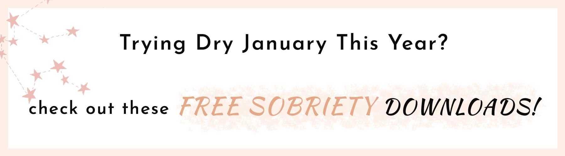 dry january downloads