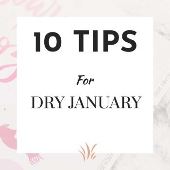 tips for dry january