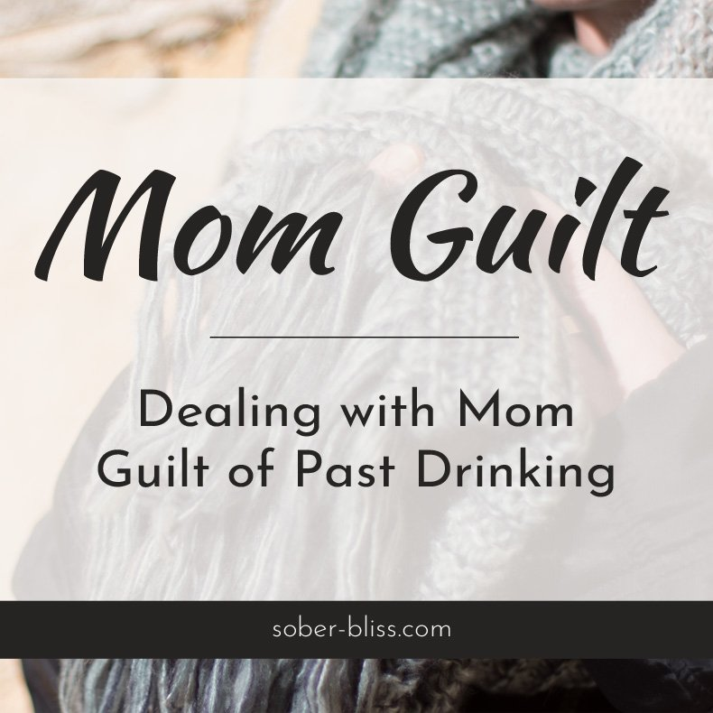 dealing with mom guilt