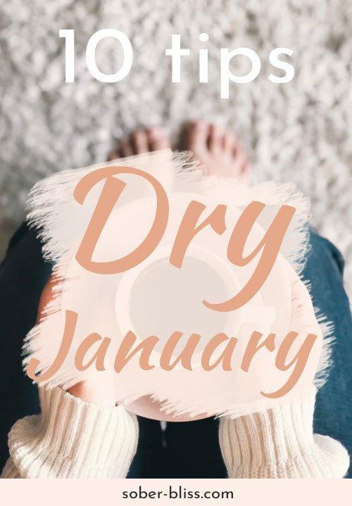 dry january tips