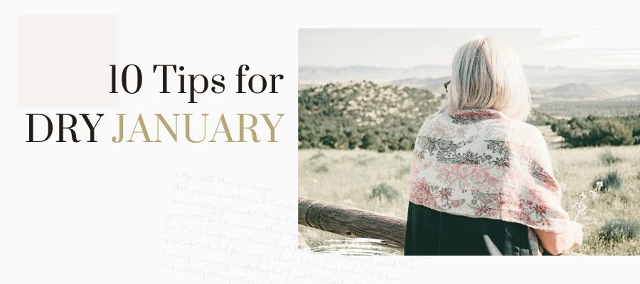 how to prepare for dry january