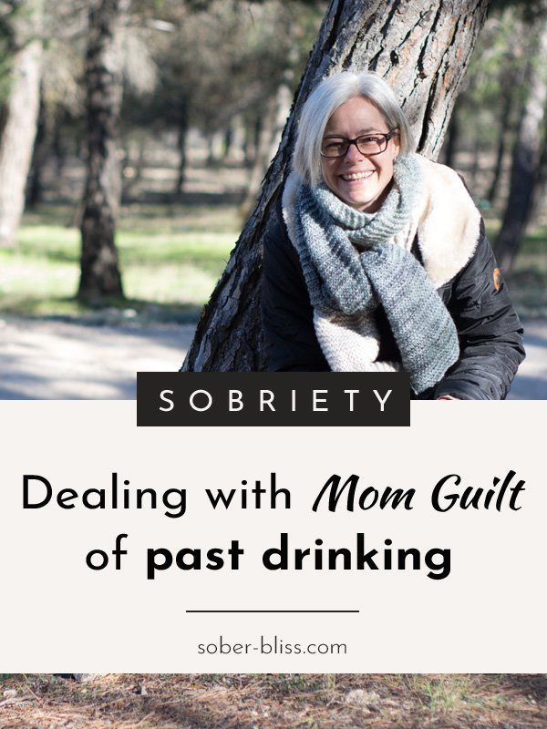 mum guilt from drinking