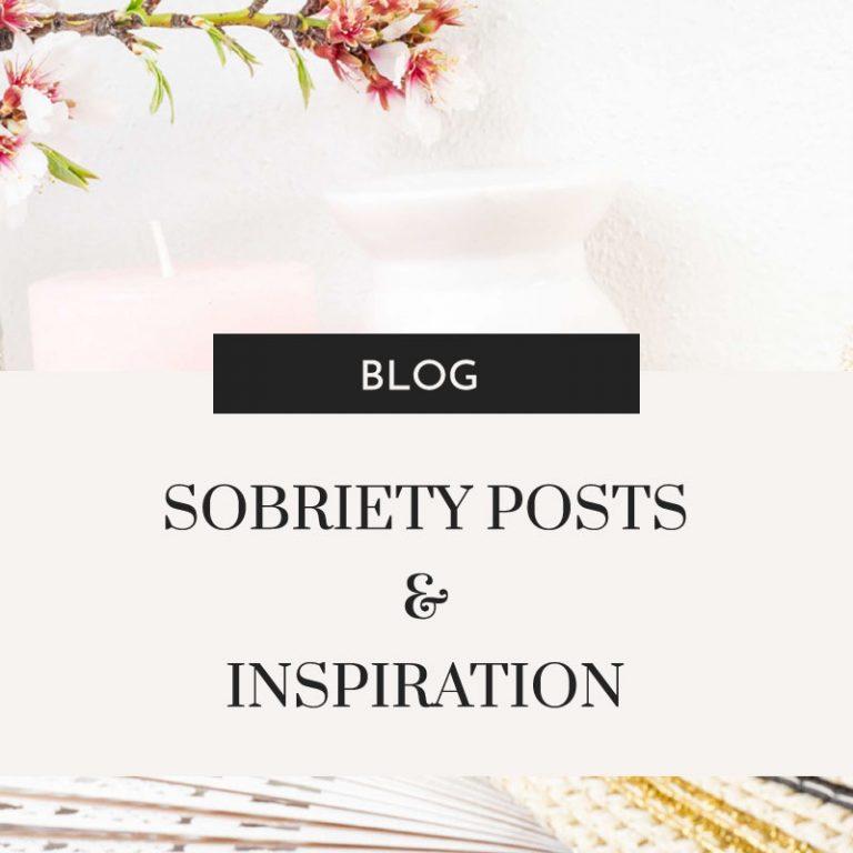 sobriety blog
