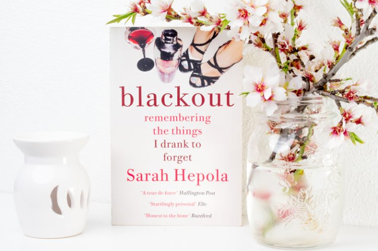blackout sobriety book review