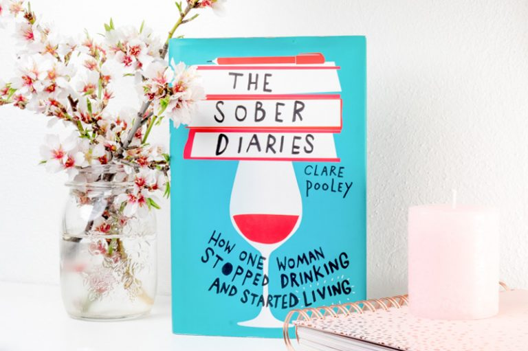 the sober diaries clare pooley book review