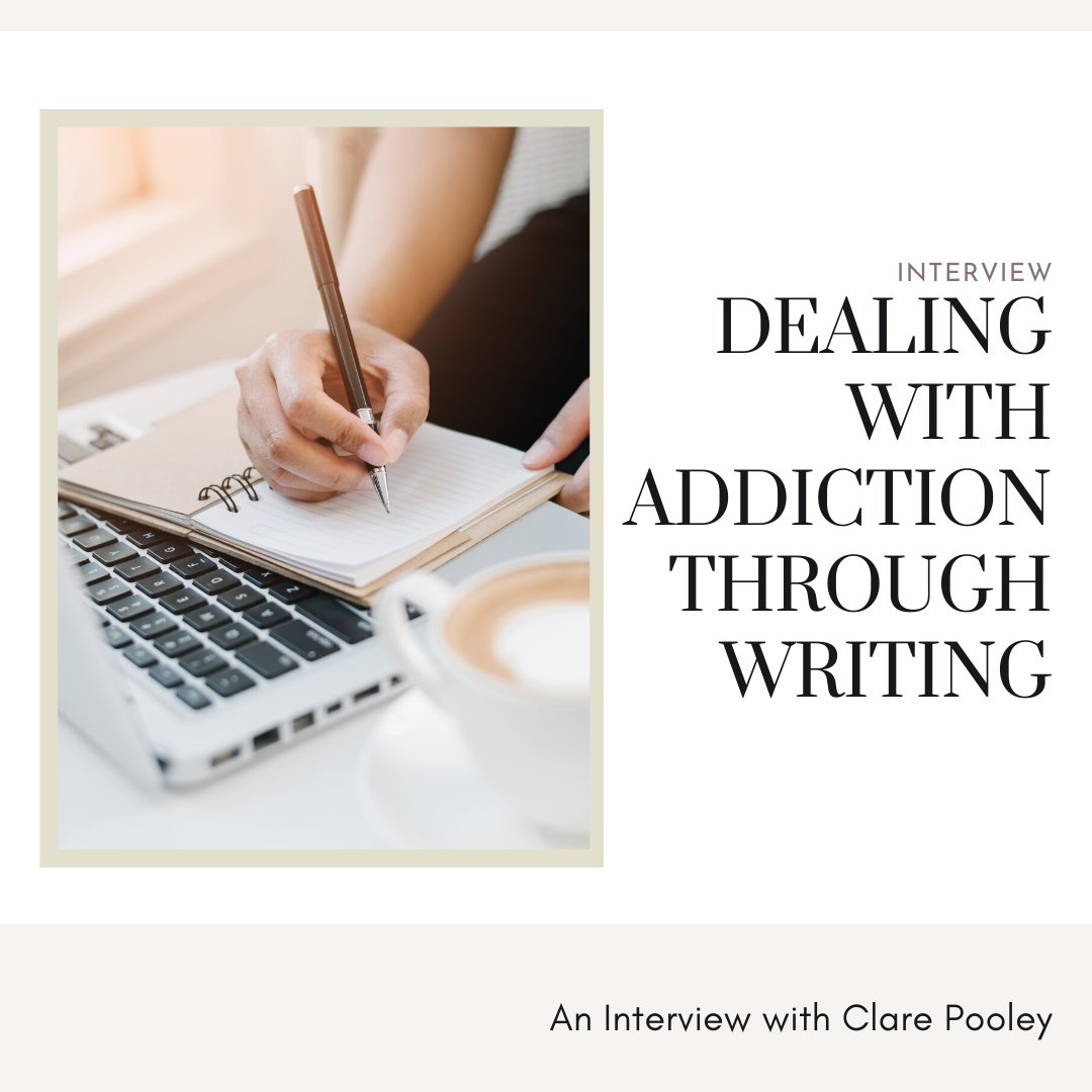 Dealing with Addiction through Writing