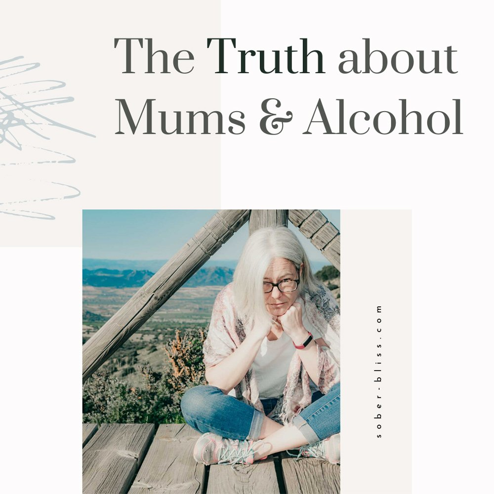 mums and alcohol
