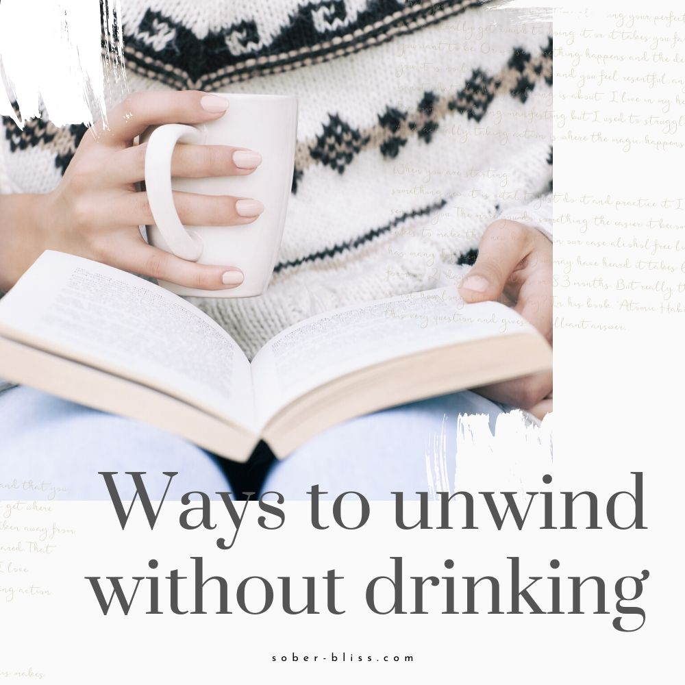 How to Unwind Without Drinking