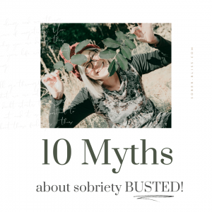10 myths about not drinking