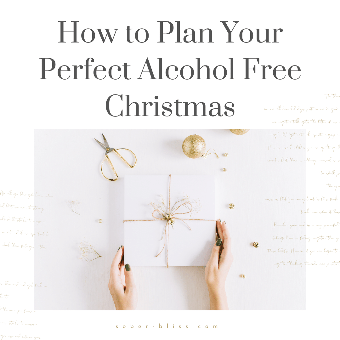 alcohol free christmas how to