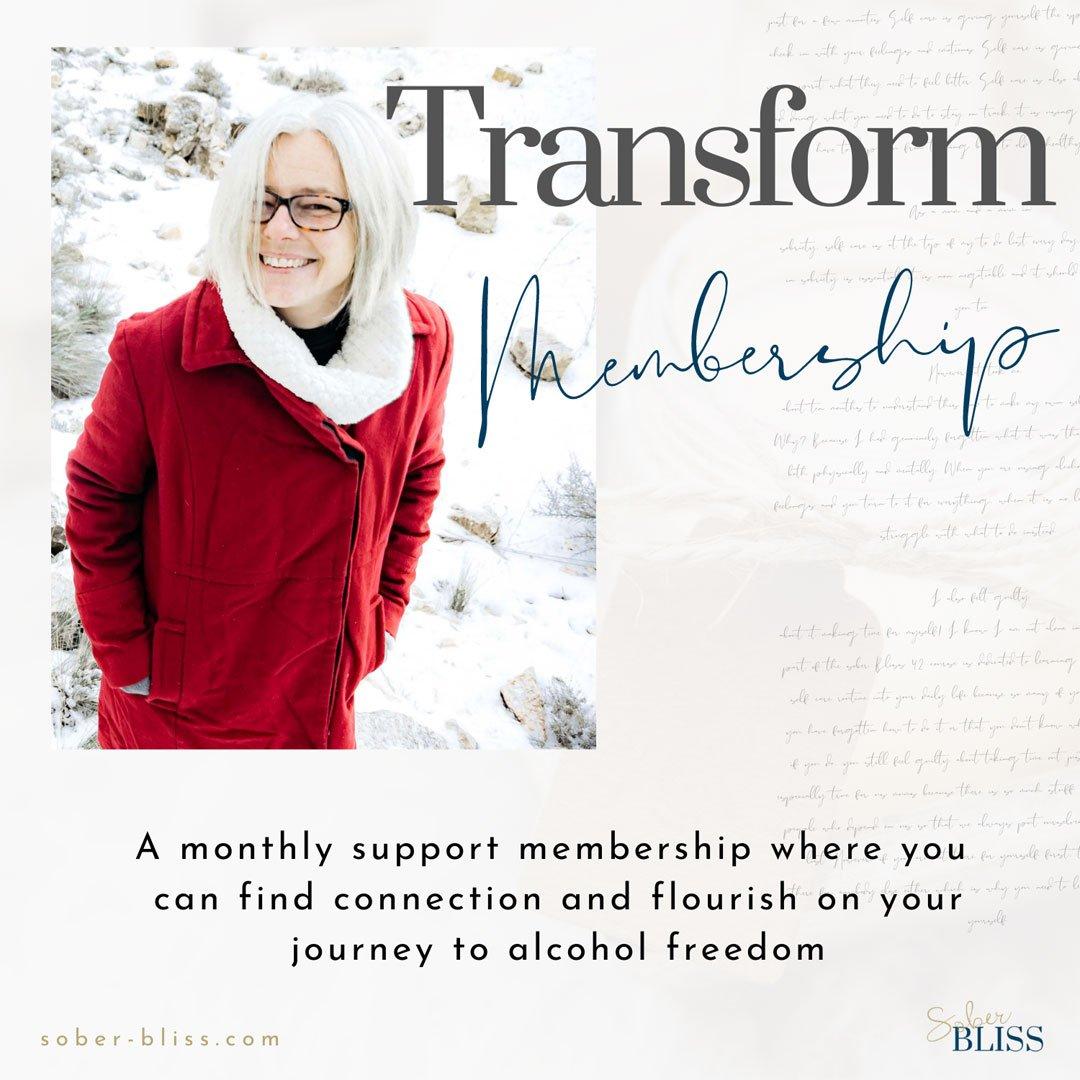 transform membership