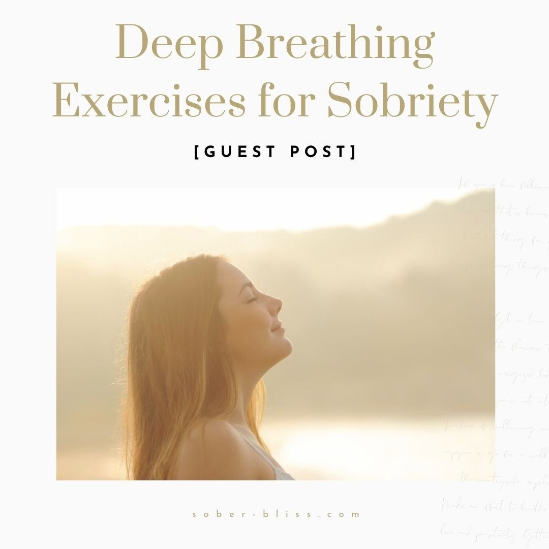 Deep Breathing Exercises for Sobriety