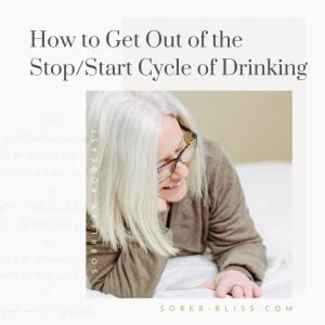 cycle of drinking
