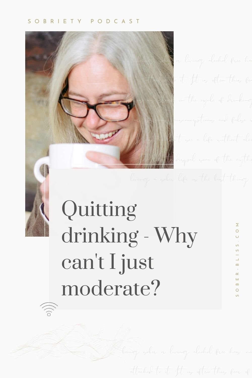 Quitting Drinking – Why Can't I Just Moderate?