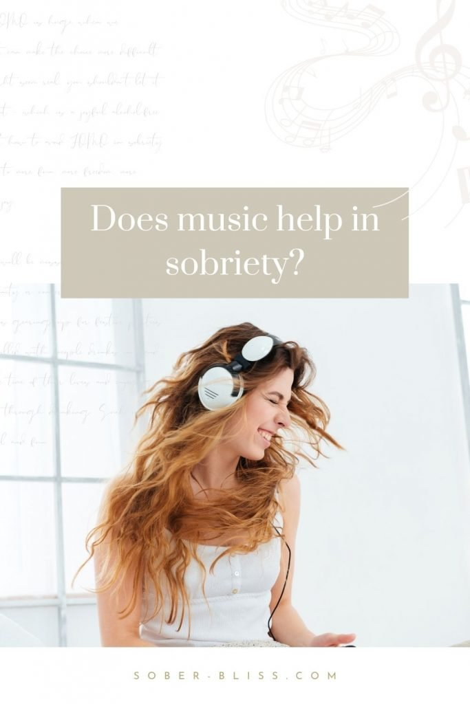 music in sobriety