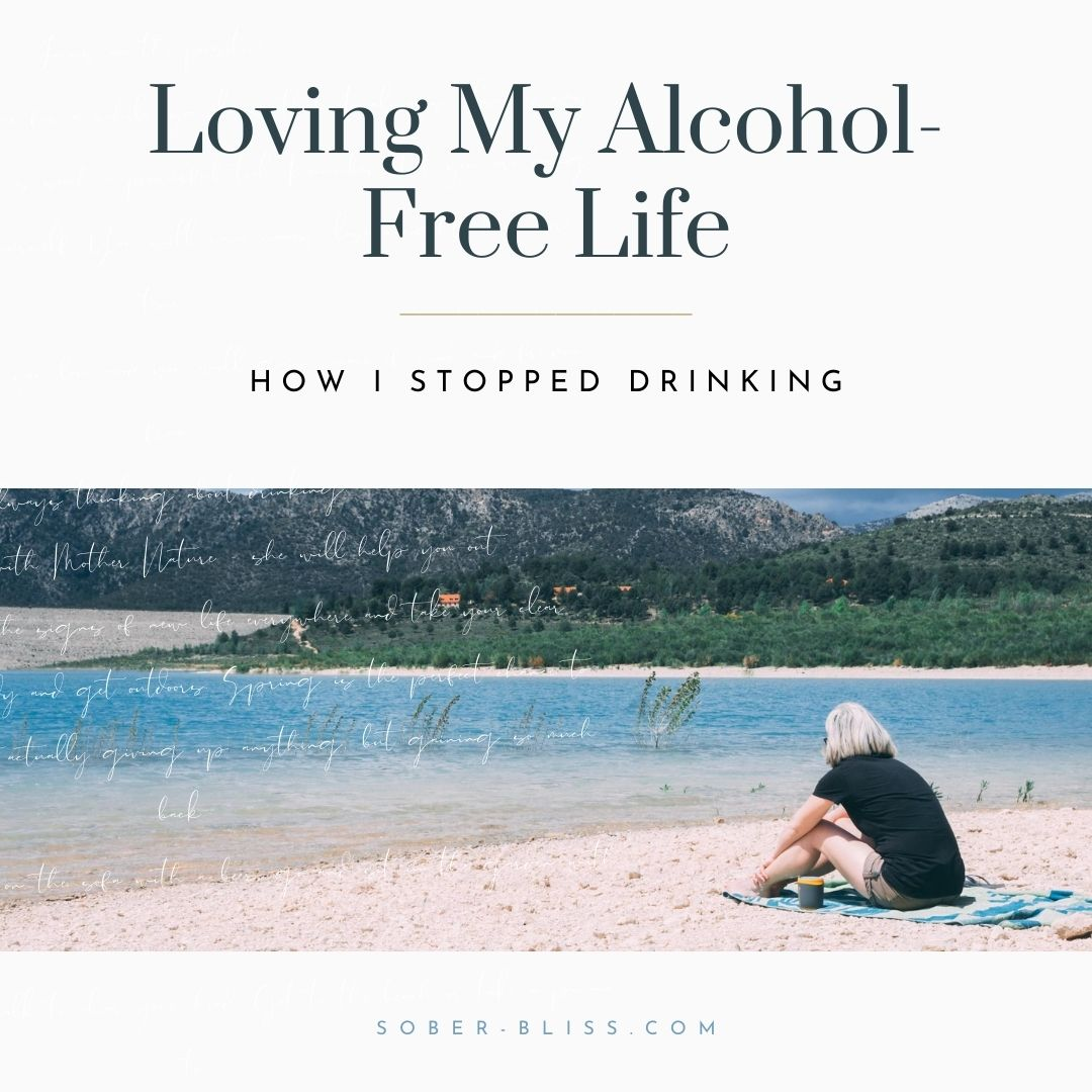 alcohol free life