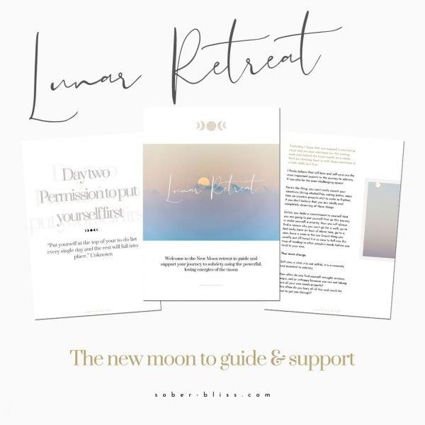 lunar retreat