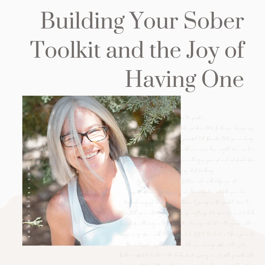 Building Your Sober Toolkit